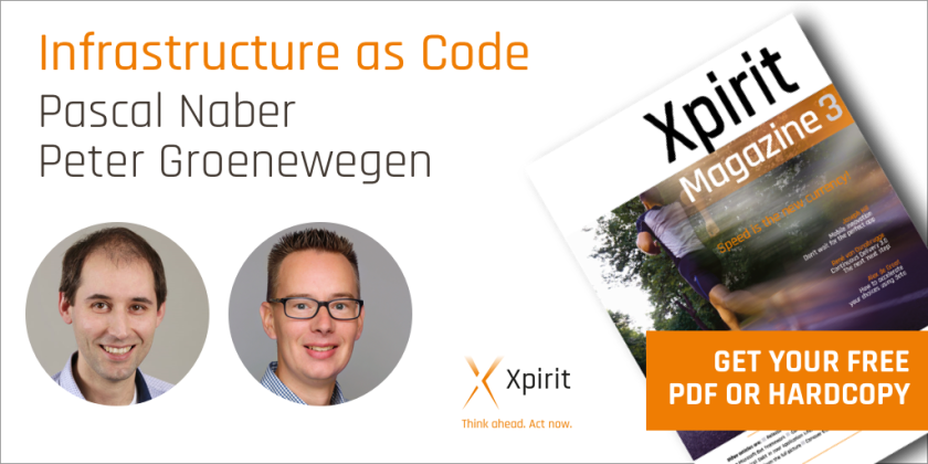 Infrastructure as Code VSTS